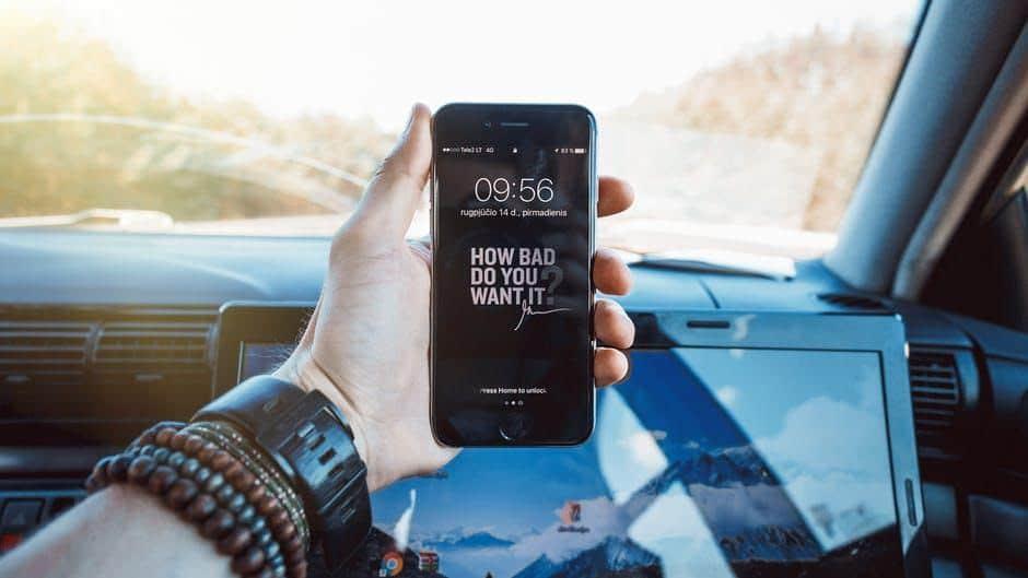 mobile sales software